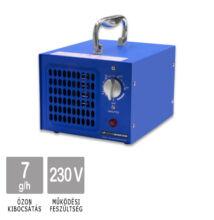 OZONEGENERATOR Blue 7000 ózongenerátor készülék gyors-cserés ózonkazettával, 3 év garanciával (OG-HE-152R)