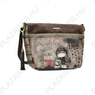 Anekke Egypt Válltáska Harmonika-Design, 31/26X9,5X24 cm (ITAIT4294)