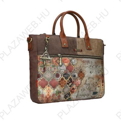 Anekke Egypt Felnőtt Üzleti táska, 42X5,5X30 cm (ITAIT4307)