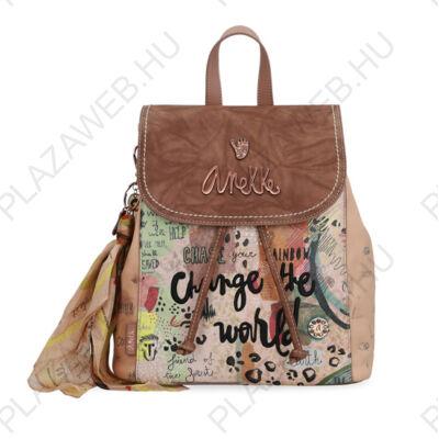 Anekke jungle felnőtt háti táska, 26x13x30cm (30715-05JUS)