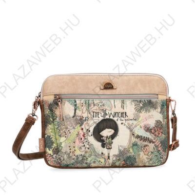 Anekke jungle basic tablettartó, oldal táska, 30x2x21cm (30717-18JUC)