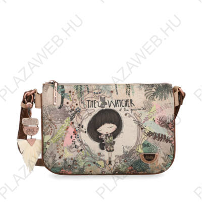 Anekke jungle basic oldal táska, 26x3,5x19cm (30712-106JUC)