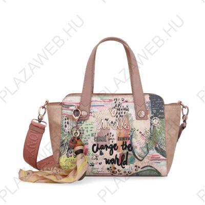 Anekke jungle felnőtt oldal/kézi táska, 26x12x20cm (30711-32JUS)