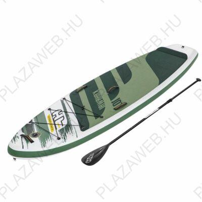 Hydro-Force Kahawai felfújható SUP deszka evezővel 310 x 86 x 15 cm 2021 modell (SUP 126)