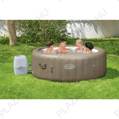 BESTWAY SPA POOL PALM SPRING pezsgőfürdő Fűthető, masszázsmedence (HMC 010)