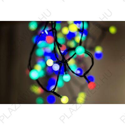 DekorTrend Kültéri Gyöngy fényfüzér 180 LED SZÍNES KDG 185