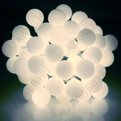 DekorTrend Kültéri Gyöngy fényfüzér 240 LED HIDEG FEHÉR KDG 242