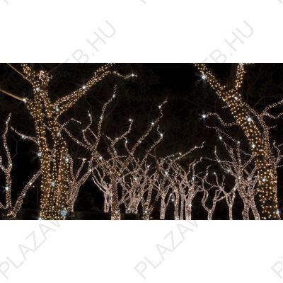 DekorTrend KONTAKT LED SPARK fényfüzér 80db és 20db villogó KDK 211
