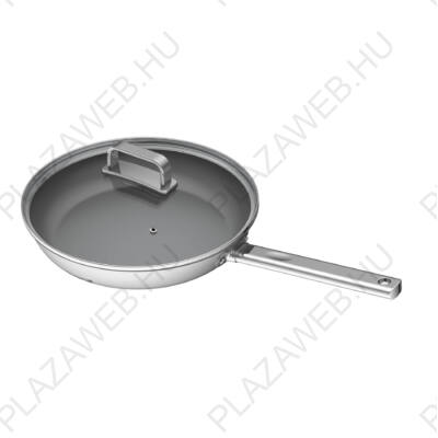 G21 Gorumet Magic serpenyő, 28 cm, rozsdamentes acél 60022153