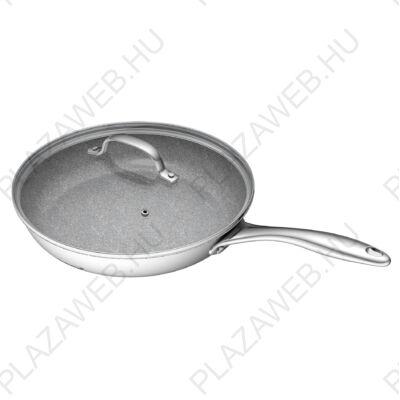 G21 Gorumet Miracle serpenyő, rozsdmanetes acél/greblon 60022156