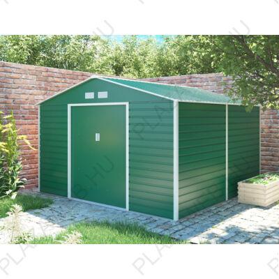 G21 GAH 1085 - 340 x 319 cm kerti ház, zöld (63900578)