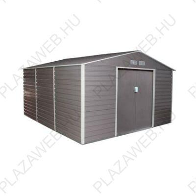 G21 GAH 1300 - 340 x 383 cm kerti ház, szürke (63900581)
