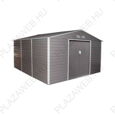 G21 GAH 1300 - 340 x 383 cm kerti ház, szürke