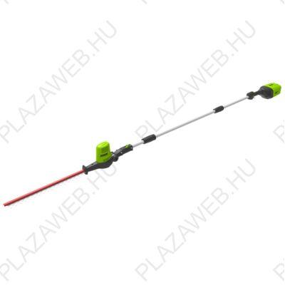 Greenworks G60PHT 60V Akkus magassági sövényvágó 51cm (2300107)