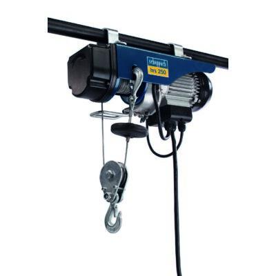 Scheppach HRS 250 elektromos drótköteles csörlő-emelő (4906904000)