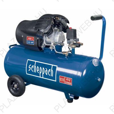 Scheppach HC 100 dc olajkenésű kompresszor 100 l (5906120901)