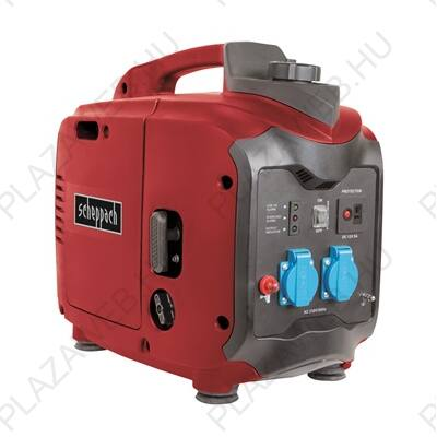 Scheppach SG 2000 2000 w-os  inverteres áramfejlesztő (5906208905)