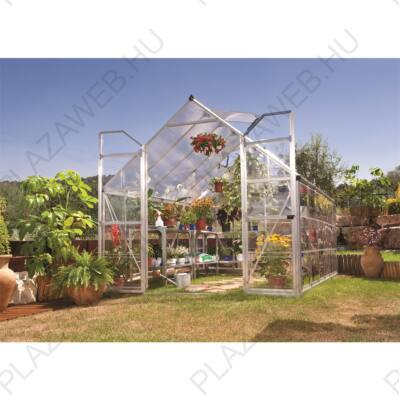 Palram Balance 8x12 silver polikarbonát üvegház (701925)