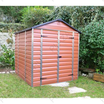 Palram Skylight 6x8 barna kerti házak (702297)