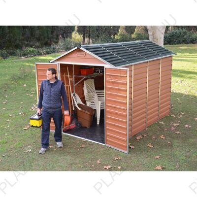 Palram Skylight 6x10 barna kerti házak (702921)