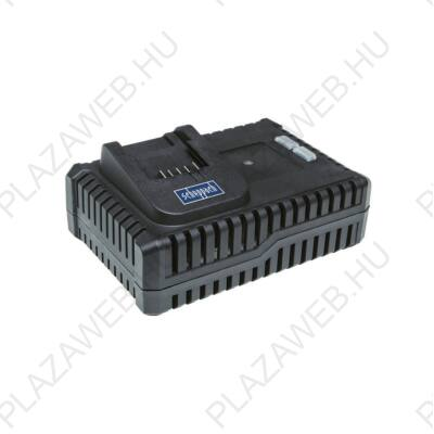 Scheppach BFC4-20Li 20 V akku gyorstöltő 4 A (7909201705)