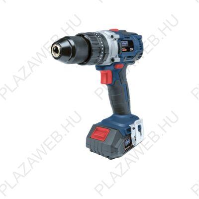 Scheppach BID60-20Li Akkus 2-sebességes szénkefe nélküli ütvecsavarozó / -fúró 20 V