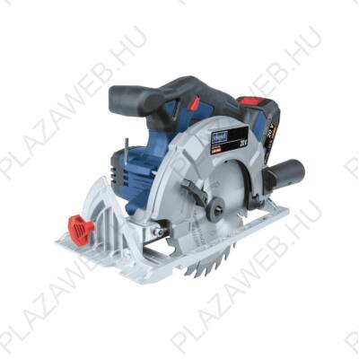 Scheppach CCS165-20Li Akkus körfűrész 20 V (5901809900)