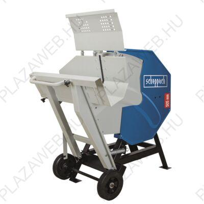 Scheppach HS 510 -hintafűrész/billenő körfűrész 500 mm  (5905113901)