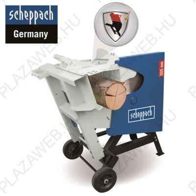 Scheppach HS 520 -hintafűrész/billenő körfűrész 505 mm 230 V  (5905108901)