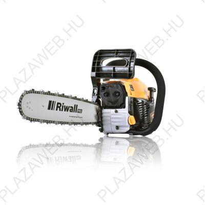 Riwall PRO RPCS 5040 benzinmotoros láncfűrész 49 cm3 motorral