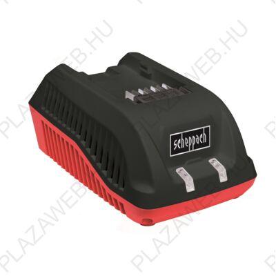 Scheppach BCA2240Li akku gyorstöltő 40 V (7909203703)
