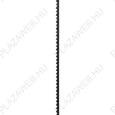 Scheppach Fűrészlap dekopírfűrészhez (puha fa, gyengébb kemény fa) szett 12 ks (88002703)