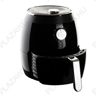 Berlinger Haus Air Fryer elektromos sütő Black Silver Collection (BH-9035S)