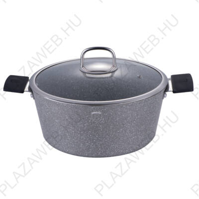 BERLINGER HAUS BH-1152N  Lábas 24 cm, Gray Stone Touch Line