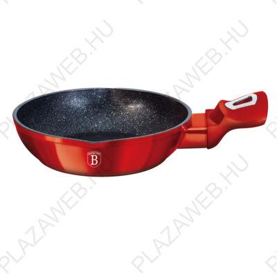 BERLINGER HAUS BH-1967  Egg pan, 16 cm, Metallic Line Burgundy Edition