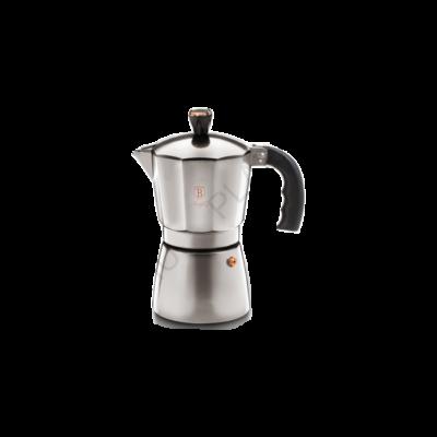 Berlinger Haus Moonlight Collection 6 személyes kávéfőző, szürke/rosegold BH-6390