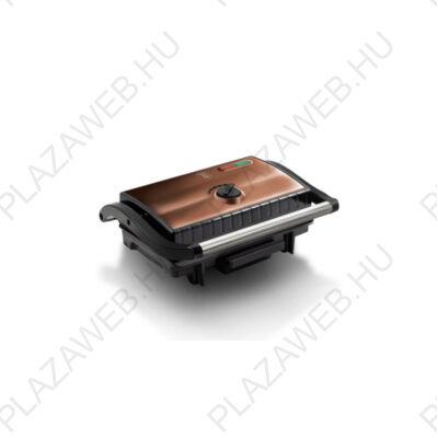 Berlinger Haus Metallic Line Rose Gold Edition elektomos grillsütő 1500 W BH-9061