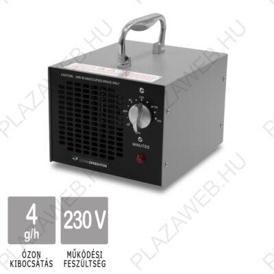 OZONEGENERATOR Silver 4000 ózongenerátor készülék gyors-cserés ózonkazettával, 3 év garanciával (OG-HE-150R)