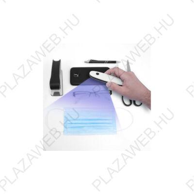 M22 hordozható UV-C készülék eszközeid higiéniai kezeléséhez