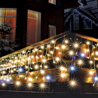 Somogyi Elektronic Home sziporkázó LED-es jégcsap fényfüggöny 300db 5m (KAF 300L 5M)