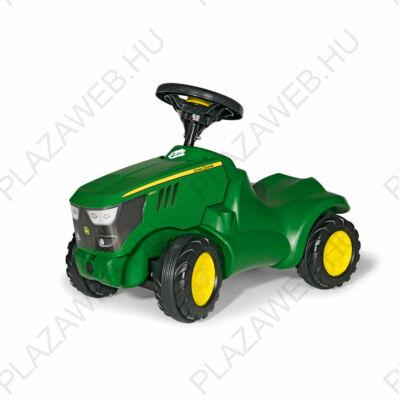 Rolly Minitrac John Deere 6150 R lábbal hajtós mini traktor (RO-132072)