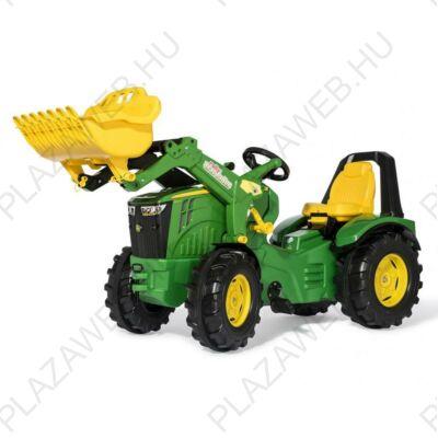 Rolly X-Trac Premium John Deere 8400R pedálos markolós traktor (RO-651047)